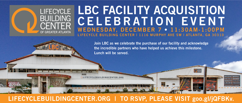 LBC Facility Acquisition Celebration Event
