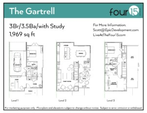 The Gartrell Floor Plan