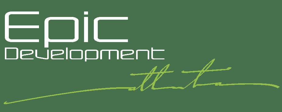 Epic Development Retina Logo